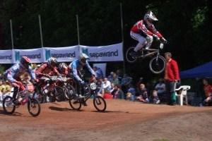Archiefpagina NK fietscross 2008
